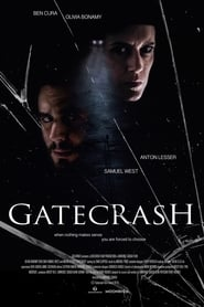 Gatecrash (2021) poster