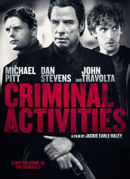 Criminal Activities (2015) HD 720p Hindi Dubbed