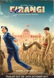 Firangi 2017 Hindi Movie HDTVRip 400mb 480p 1.2GB 720p