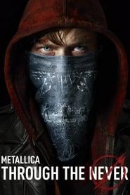Poster Metallica: Through the Never 2013