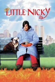 Poster for Little Nicky
