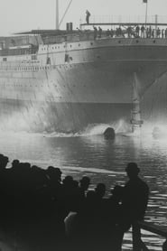 Launch of the 'Oceanic' (1900)