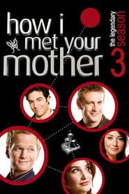 Kaip as susipažinau su jūsų mama 3 Sezonas