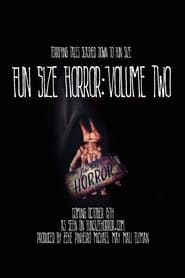 Poster Fun Size Horror: Volume Two 2015
