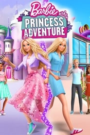 Barbie: Princess Adventure poster