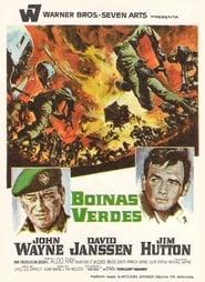 Los boinas verdes (1968)