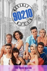 Beverly Hills, 90210 - Season 3 poster