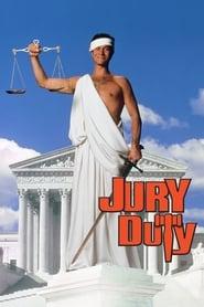 Poster Jury Duty 1995