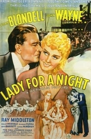 Affiche de Film Lady for a Night