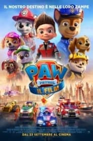Poster Paw Patrol - Il film 2021