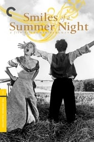 Poster Smiles of a Summer Night 1955