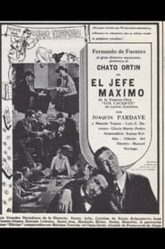El jefe máximo 1940