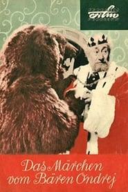 Medvěd a strašidla plakat