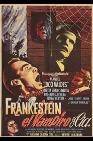 Frankenstein, the Vampire and Company - Azwaad Movie Database