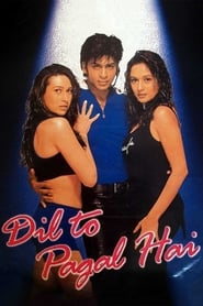 Dil To Pagal Hai 1997 Hindi Movie BluRay 500mb 480p 1.5GB 720p 5GB 14GB 16GB 1080p