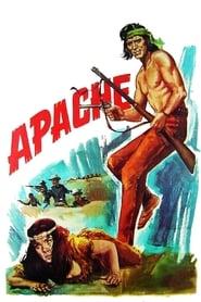 Poster Apache 1954