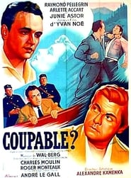 Coupable? 1951