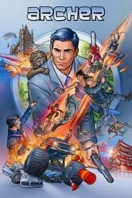 Poster Archer 2021