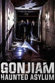 Poster Gonjiam: Haunted Asylum