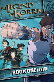 The Legend of Korra - Book One: Air poster