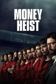 Poster Money Heist - Season 2 2020