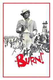 Poster Burn! 1969