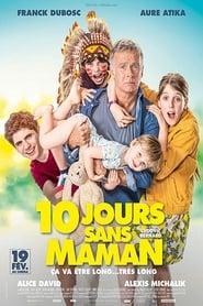 Regardez 10 jours sans maman Online HD Française (2020)