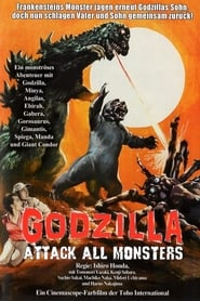 Godzilla: Attack All Monsters (1969)