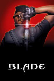 Poster Blade 1998