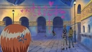 One Piece Season 8 Episode 253 : Sanji Barges In! Sea Train Battle in the Storm!