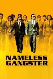 Poster for Nameless Gangster
