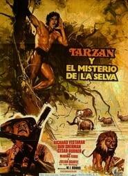 Tarzán y el misterio de la selva 1973