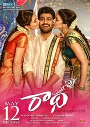 Radha (2017) HDTVRip Telugu Full Movie Watch Online Free