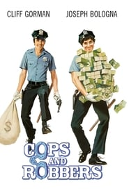 Poster Cops and Robbers 1973