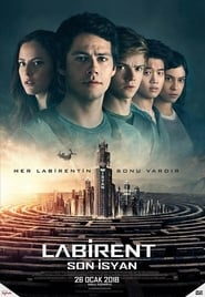 Labirent Son İsyan – Labirent Son 3 – Maze Runner The Death Cure