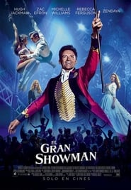 El gran showman (2017) HD Latino Mega