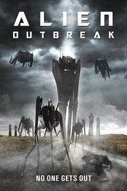Poster Alien Outbreak 2020