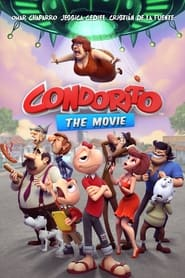 Poster Condorito: The Movie