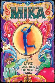 MIKA: Live au Parc des Princes Paris 2008