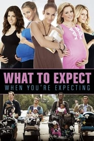 Poster What to Expect When You're Expecting 2012