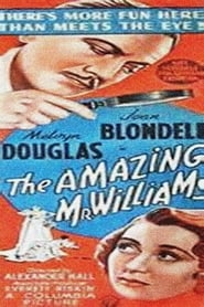 The Amazing Mr. Williams poster