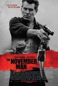 THE NOVEMBER MAN (IN DIGITAL) (R)