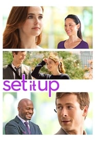 Set It Up (2018) Sub Indo