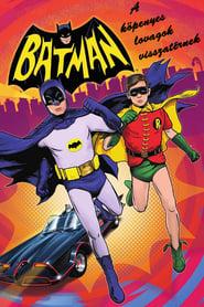Batman: A köpenyes lovagok visszatérnek
