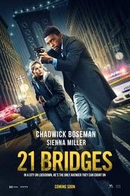 Nueva York Sin Salida (21 Bridges)