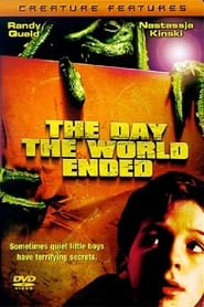 Poster of The Day the World Ended