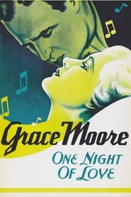 One Night of Love (1937)