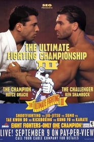 Poster UFC 3: The American Dream 1994