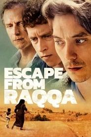 Poster Escape From Raqqa 2019