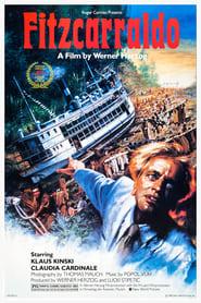 Poster Fitzcarraldo 1982